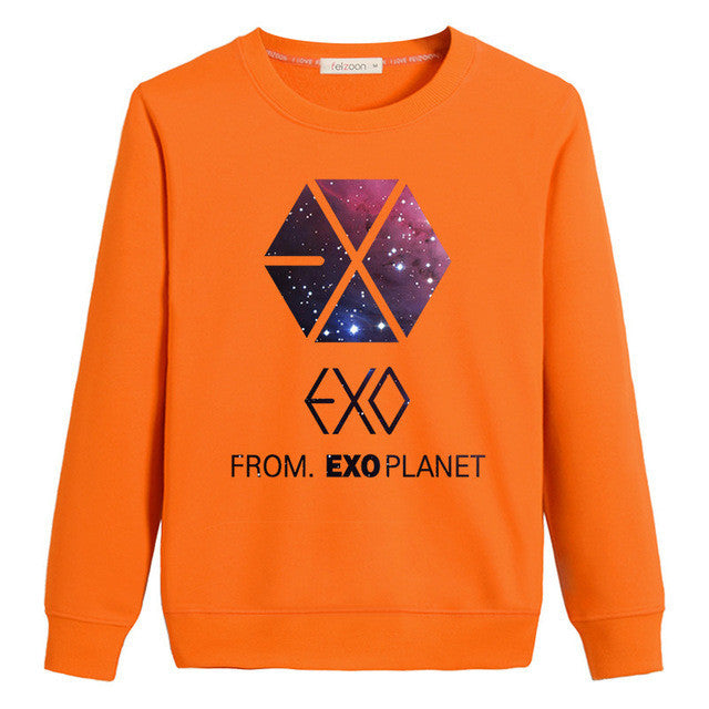 EXO Women Emblem Sweater - KD Connection Official Merchandise Store