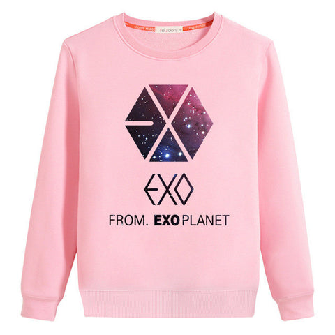 EXO Women Emblem Sweater