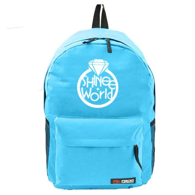 SHINee World Nylon Backpack