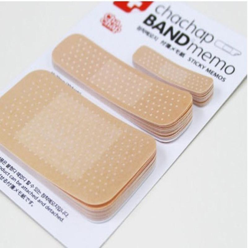 Band aid Memo Pad Set - KD Connection Official Merchandise Store