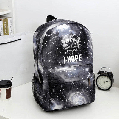 BTS Member Galaxy Backpack - KD Connection Official Merchandise Store