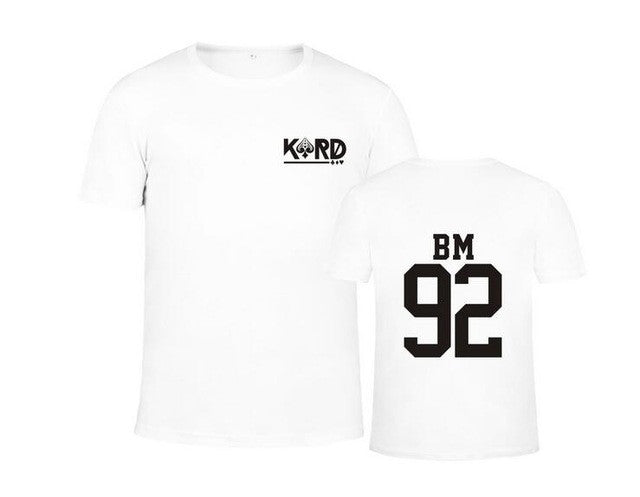 K.A.R.D OHNANA Member Unisex Short Sleeve Tee - KD Connection Official Merchandise Store
