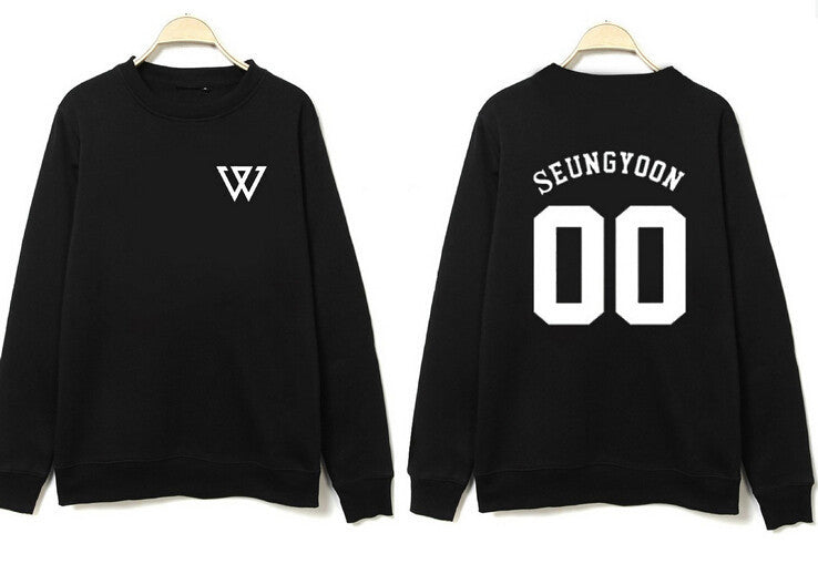 WINNER Member Women Pullover Sweater