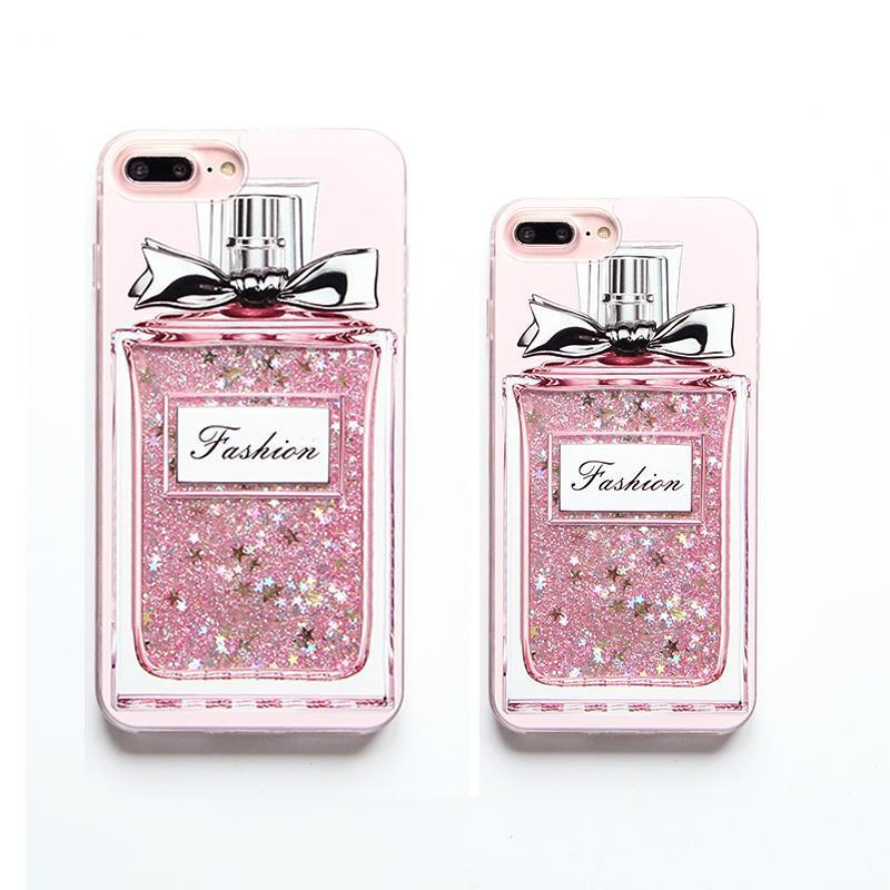 'Perfume Bottles Case' iPhone Case