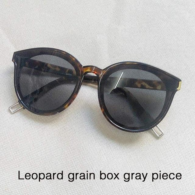 Legend of the Sea Blue Vintage Sunglasses