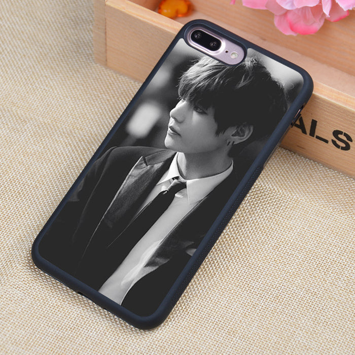 BTS V Suited iPhone Case - KD Connection Official Merchandise Store