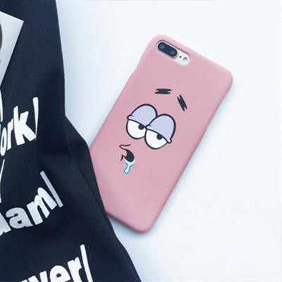 The Bikini Bottom Mood iPhone Case Collection