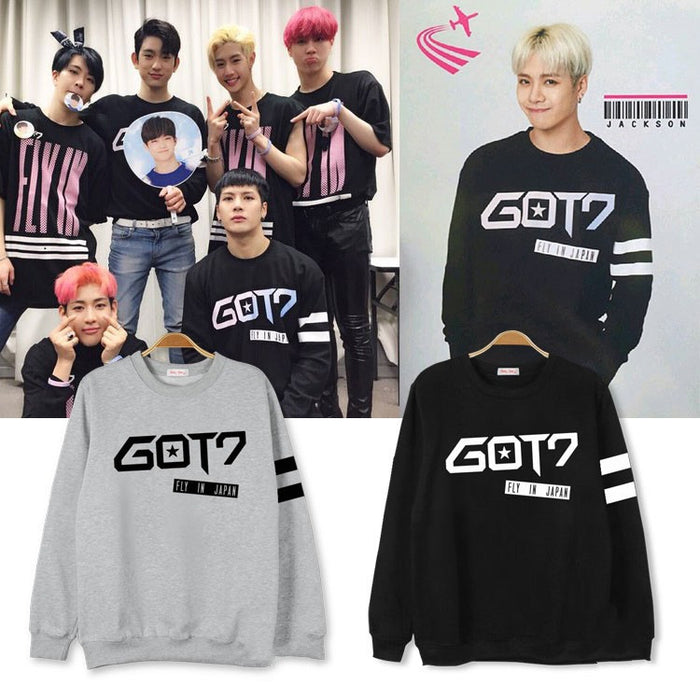 Got 7 Women Pullover Sweater - KD Connection Official Merchandise Store