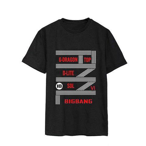 Bigbang A to Z Short Sleeve Tee