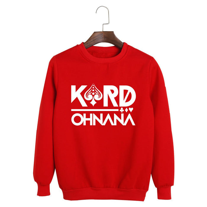 K.A.R.D OHNANA and DON'T RECALL Pullover Sweater Collection - KD Connection Official Merchandise Store