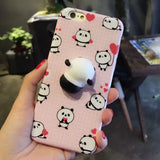 Squishy Bear iPhone Case Collection