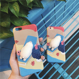 Squishy Baby Seal iPhone Case Collection
