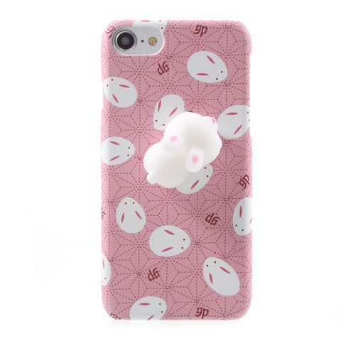 Squishy Bunny iPhone Case