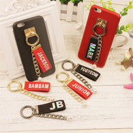 Got7 Phone Case Keytag Pendant