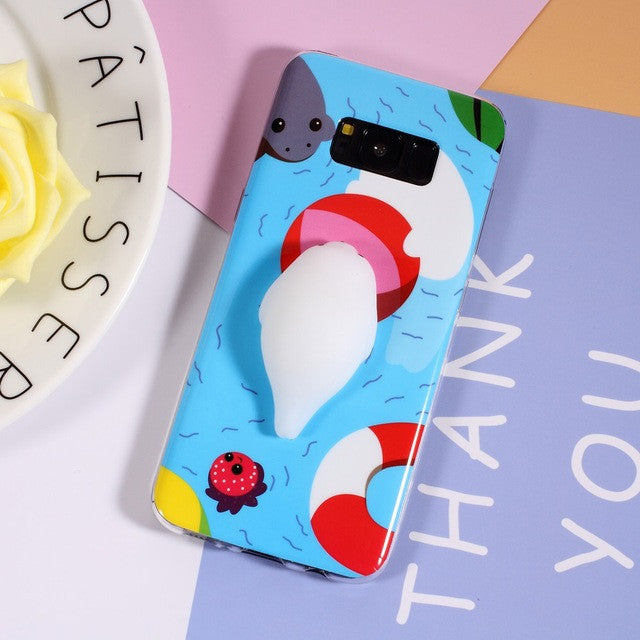 Samsung Squishy Phone Case Collection