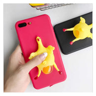 Squishy Chicken iPhone 7 Case