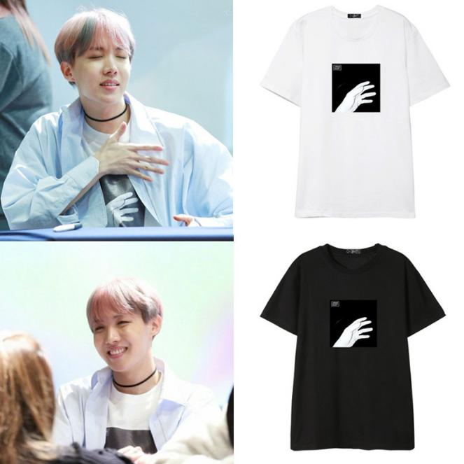 BTS 'Bangtan Boys' Summer Tshirt - KD Connection Official Merchandise Store