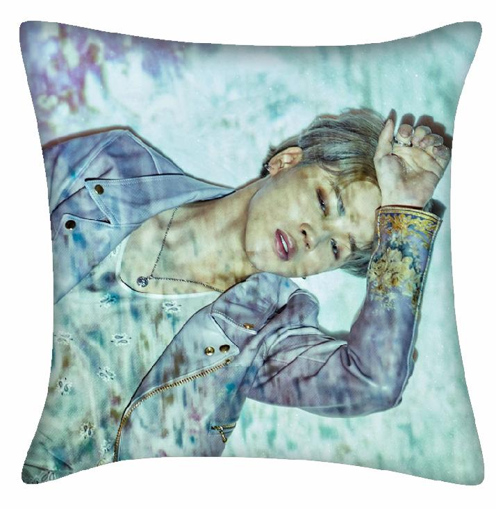 BTS Jimin Decorative Pillow - KD Connection Official Merchandise Store