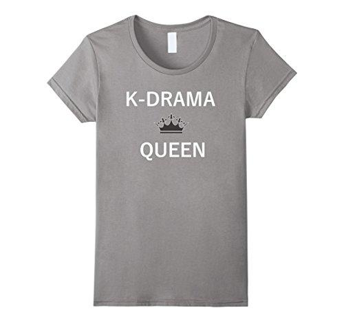 K-Drama Queen Short Sleeve Tee - KD Connection Official Merchandise Store