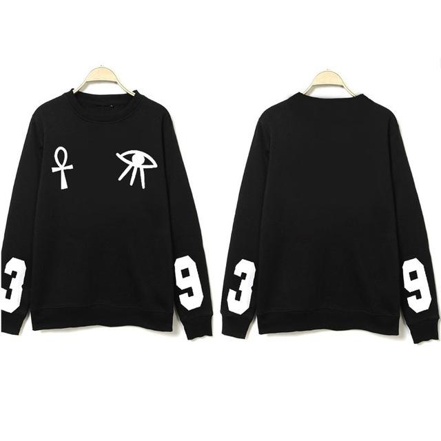 BTS Rap Monster Long Sleeve Tee