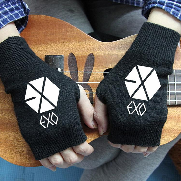 EXO FIngerless Glove Collection