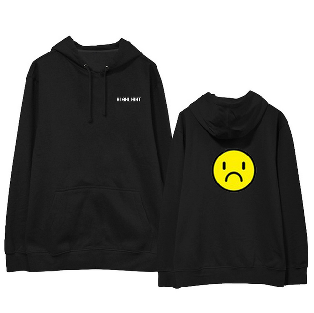 "HIGHLIGHT ""Can You Feel It"" Hoodie - KD Connection Official Merchandise Store"