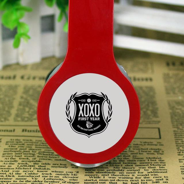 Custom EXO Stereo Headset - KD Connection Official Merchandise Store