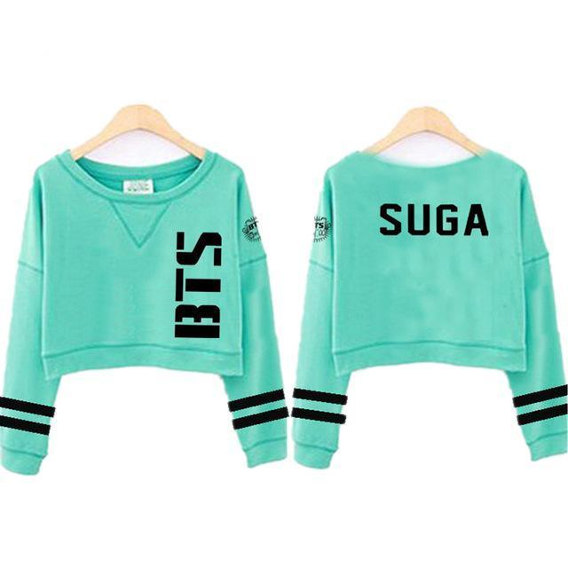 BTS 'Young Forever' Sweatershirt - KD Connection Official Merchandise Store