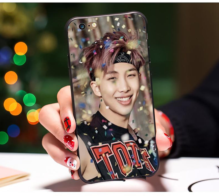 BTS Bias iPhone Case Collection