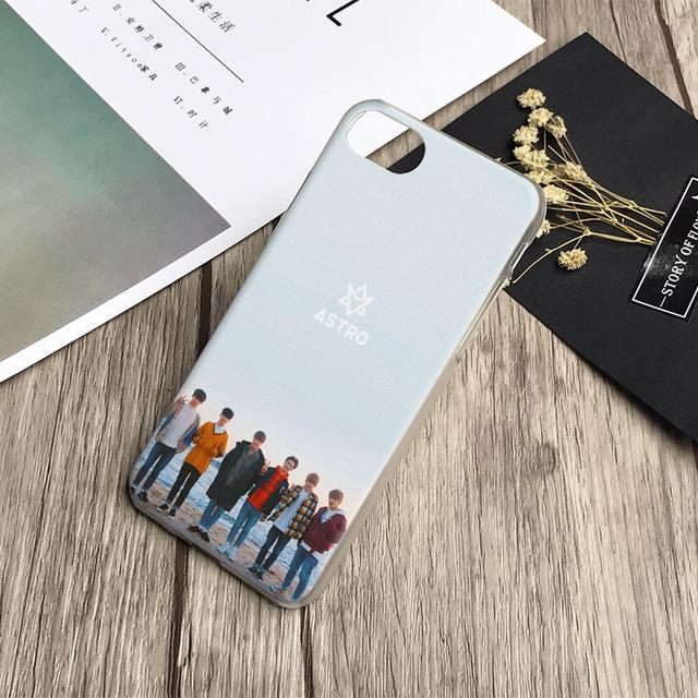 ASTRO iPhone Case Collection - KD Connection Official Merchandise Store