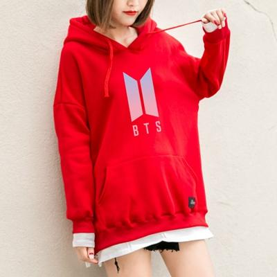 BTS Color New Logo Hoodie - KD Connection Official Merchandise Store