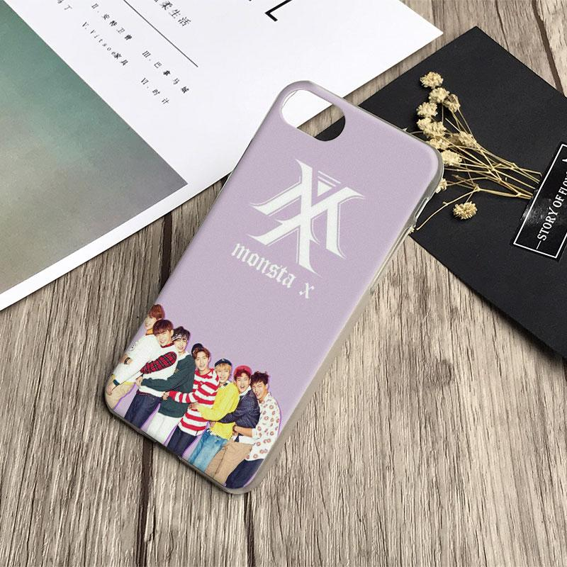 Monsta X iPhone Case Collections