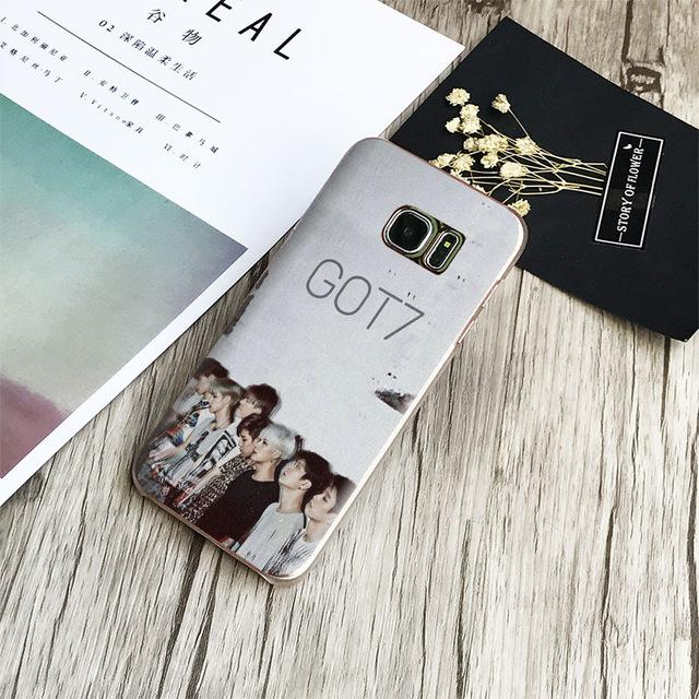 GOT7 Samsung Phone Case Collection - KD Connection Official Merchandise Store