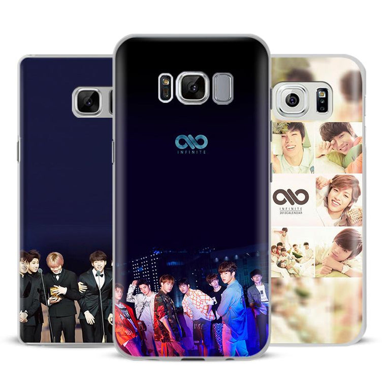 INFINITE Samsung Phone Case Collection