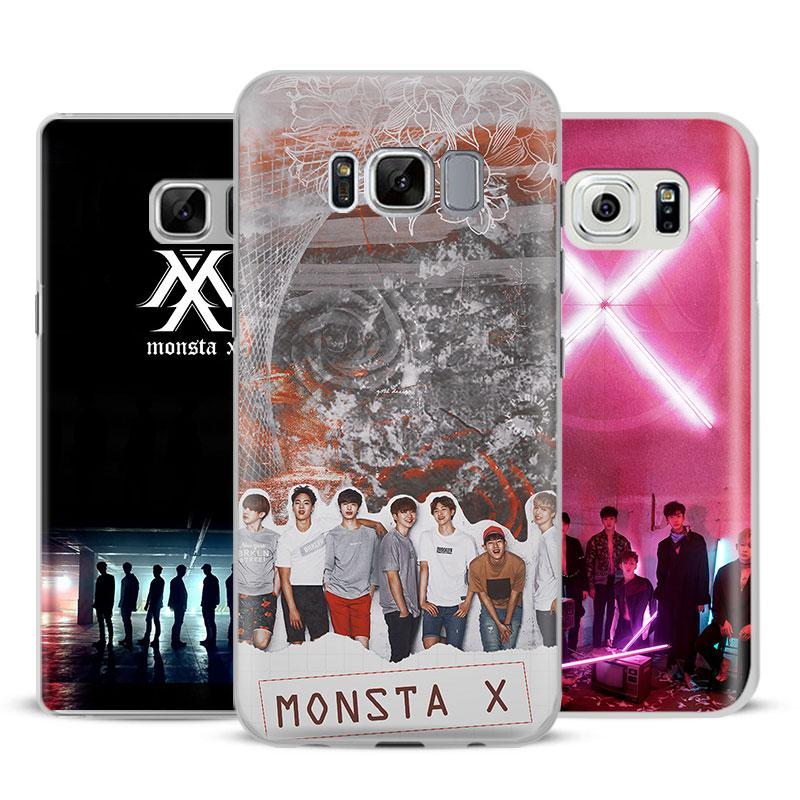Monsta X Samsung Phone Case Collection