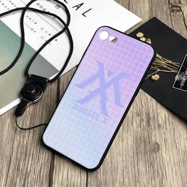 Monsta X iPhone Case Collection