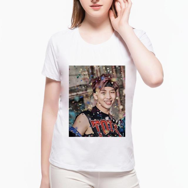 BTS 'WINGS SUGA JUNGKOOK' Harajuku T-shirt - KD Connection Official Merchandise Store