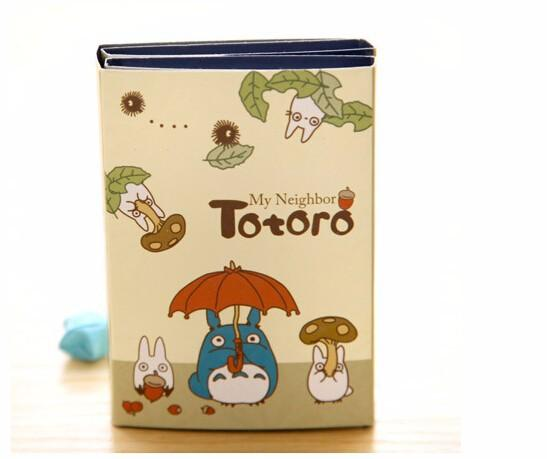 Kawaii Folding 'Totoro' Sticky Note - KD Connection Official Merchandise Store