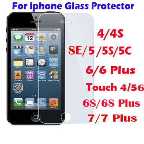 Glass Protector for iPhone and iPod Touch - KD Connection Official Merchandise Store