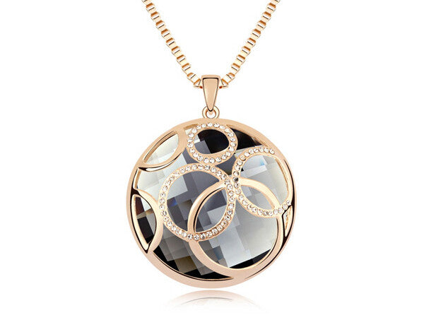 Swarovski Element Necklace - KD Connection Official Merchandise Store