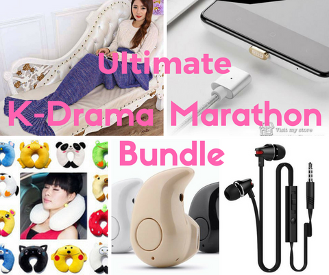 The Ultimate Movie Marathon Bundle