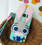 Zootopia Bunny Phone Case for Samsung - KD Connection Official Merchandise Store
