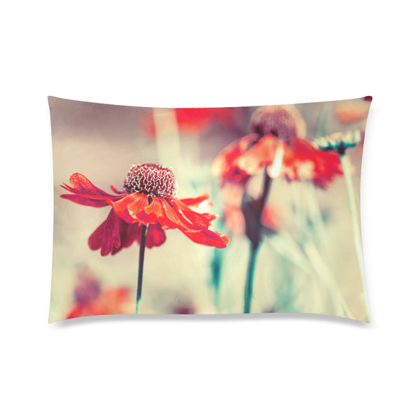 Poppy Rectangle Pillow Case