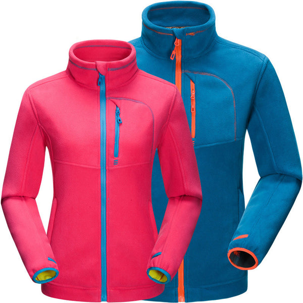 High Quality Outdoor Hiking Fleece