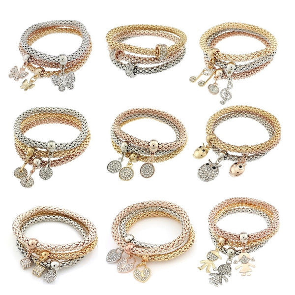 Elegant Gifts Charm Bracelets For Women