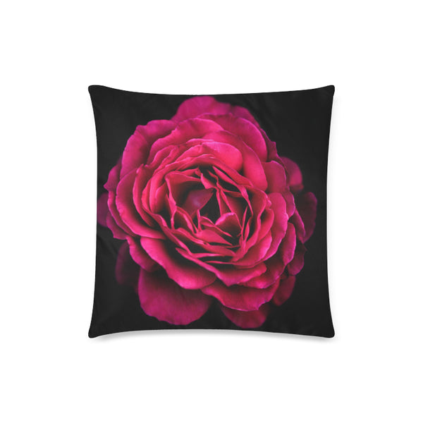 Stunning Flower Throw Pillow Cover