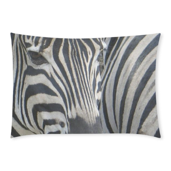 Zebra Rectangle Pillow Case