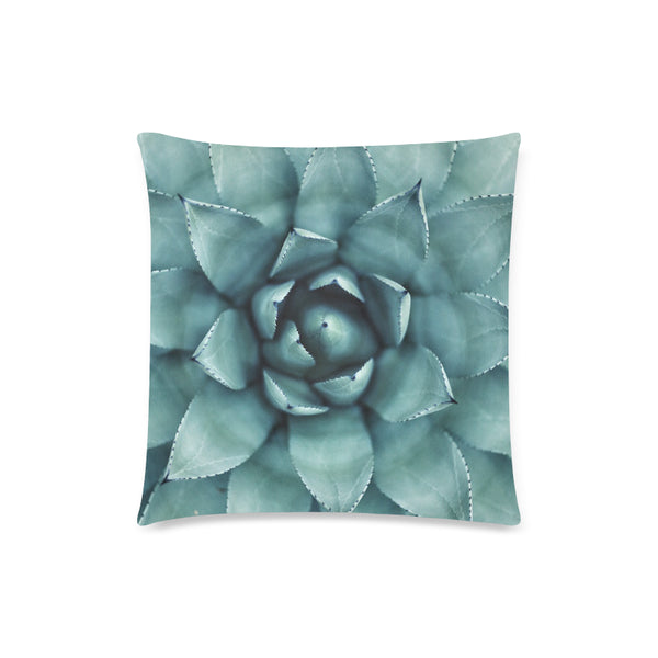 Aloe Throw Pillow Cover