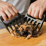 Lecook 2017 New BBQ Tools 1PC Bear Meat Claws Handler Barbecue Grilling Fork Tongs Pull Shredder Pork Chicken Turkey Lifter