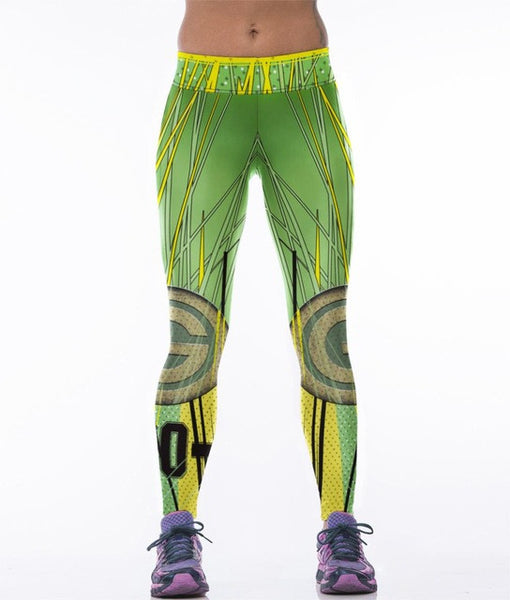 Green Bay Sports Leggings